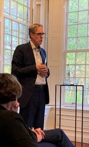 Rinse Tamsma, Managing Director SAP Nederland