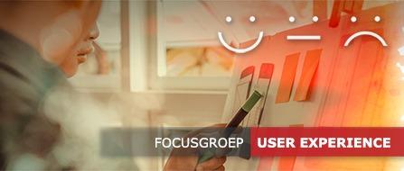Focusgroep User Experience (UEX) uitgelicht